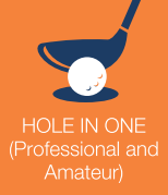 Hole in One (Professional and Amateur)