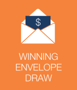 Winning Envelope Draw